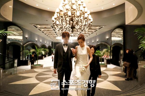 """[단독인터뷰] 정다은 아나운서 """"조우종 깜짝 결혼축가 이벤트, 은근히 좋던데요"""""""