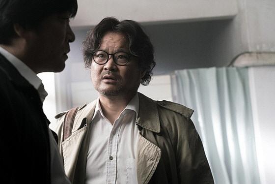 영화 '보통사람'에서 추재진 역을 맡은 김상호. 사진 오퍼스 픽쳐스.