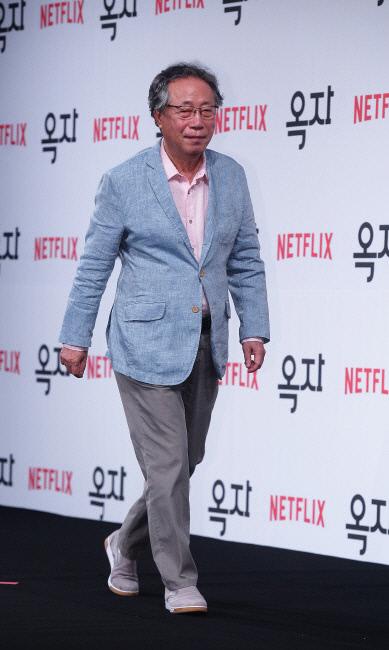 배우 변희봉. 이선명 기자