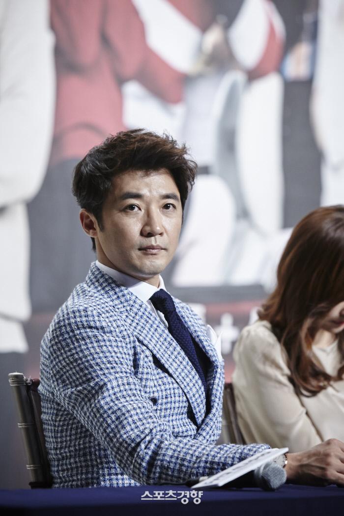 배우 안재욱. 조인기 기자