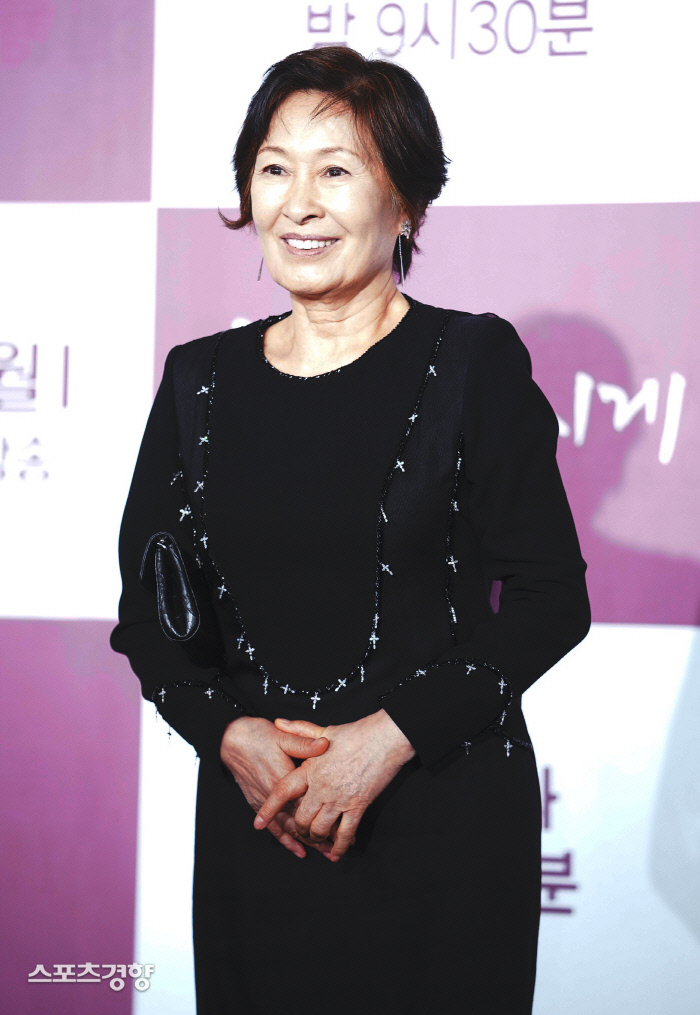 배우 김혜자, 사진제공|JTBC