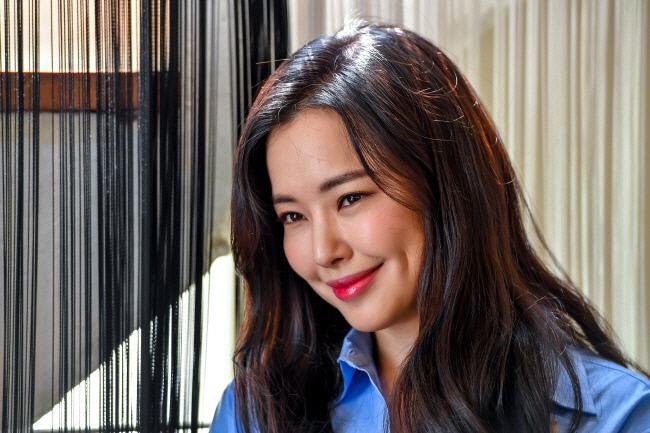 배우 이하늬. 이석우 기자