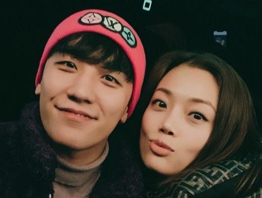 홍콩 가수 용조아 인스타그램