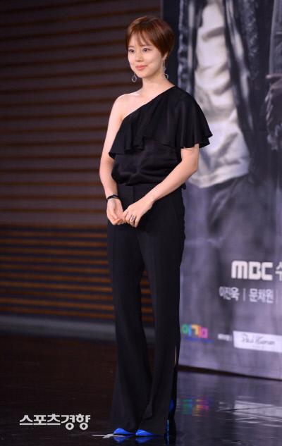 배우 문채원. 이석우 기자