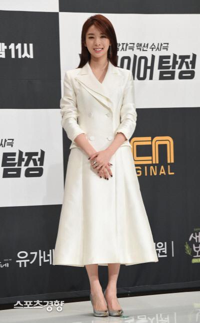배우 이청아. 이석우 기자
