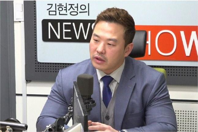 방정현 변호사. CBS '김현정의 뉴스쇼'