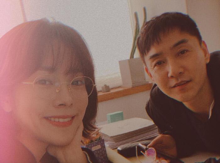 한지민 SNS 캡처