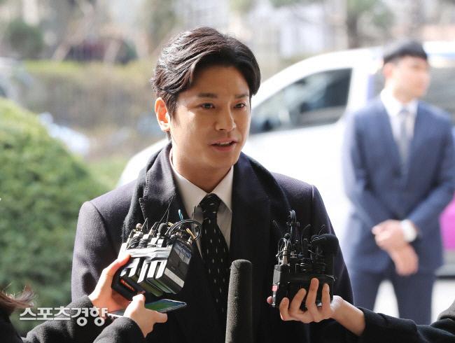 이른바 '버닝썬 게이트'를 최초 고발한 김상교 씨. 권도현 기자