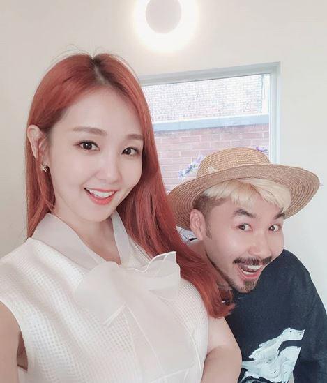 오정연 SNS 캡처.