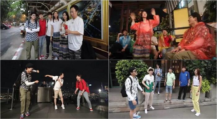 방콕 구석구석을 누비며 우승을 위한 야심찬 일정을 선보인 규현의 '방방콕콕' 투어. 사진   tvN <더 짠내투어>