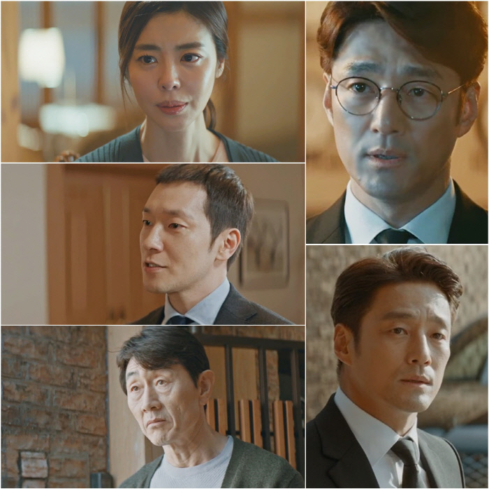 박무진(지진희 분)이 보다 단단한 리더로 성장할 수 있었던 것은 그의 뼈를 때린 명품 일침이 있었다. 사진 | tvN <60일, 지정생존자> 방송 캡쳐