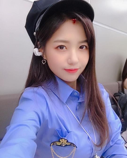'미스트롯' 4위 가수 정다경.
