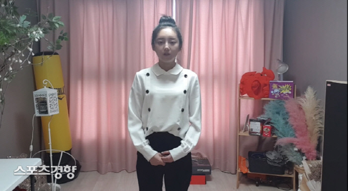 BJ철구의 아내 BJ외질혜가 남편의 해외 원정 도박과 관련해 사과문을 올렸다. 유튜브 방송 화면 캡처