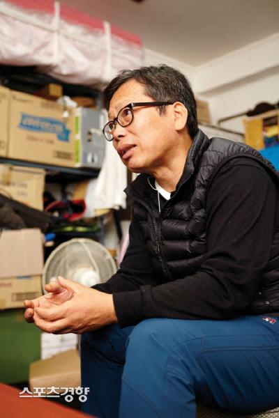 배우 이상희. 원준희 기자