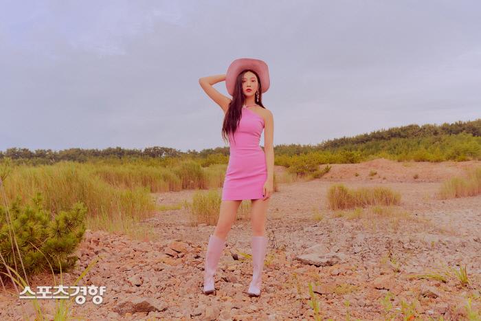 걸그룹 레드벨벳 멤버 조이 새 미니앨범 티저 이미지. 사진 SM엔터테인먼트