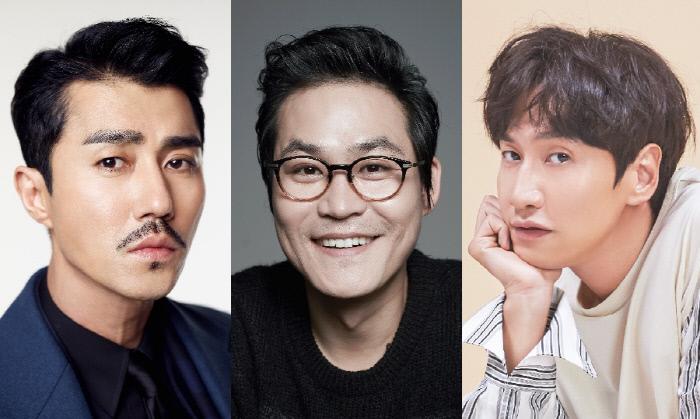'싱크홀' 차승원·김성균·이광수, 코미디로 뭉친다