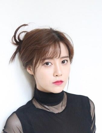 배우 구혜선.