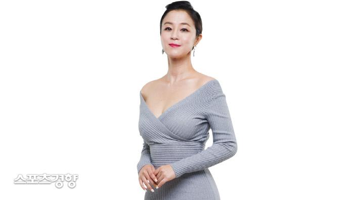 배우 이재은의 다이어트 후 이미지. 사진 예신다이어트