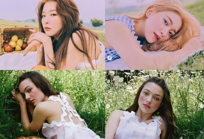 해외 패션 브랜드 Paris99가 20일 SNS에 그룹 레드벨벳의 콘셉트 의상 표절 의혹을 제기했다. Paris99 홈페이지·SNS 캡처