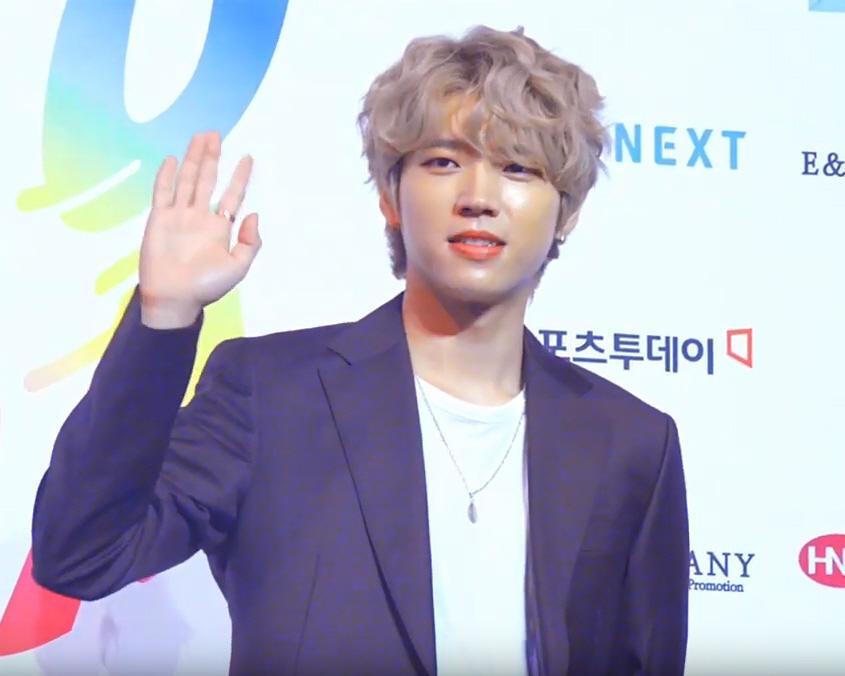 [스경×현장] '2019 소리바다 어워즈' 남우현, 홀로 온 시상식 '외롭지 않아요' (영상)