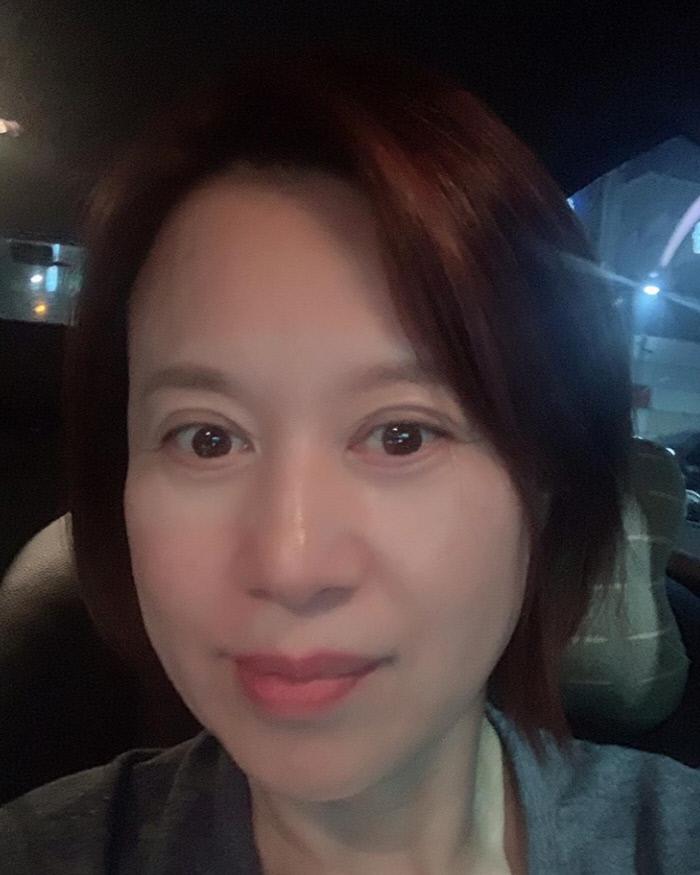 박미선 SNS 캡처