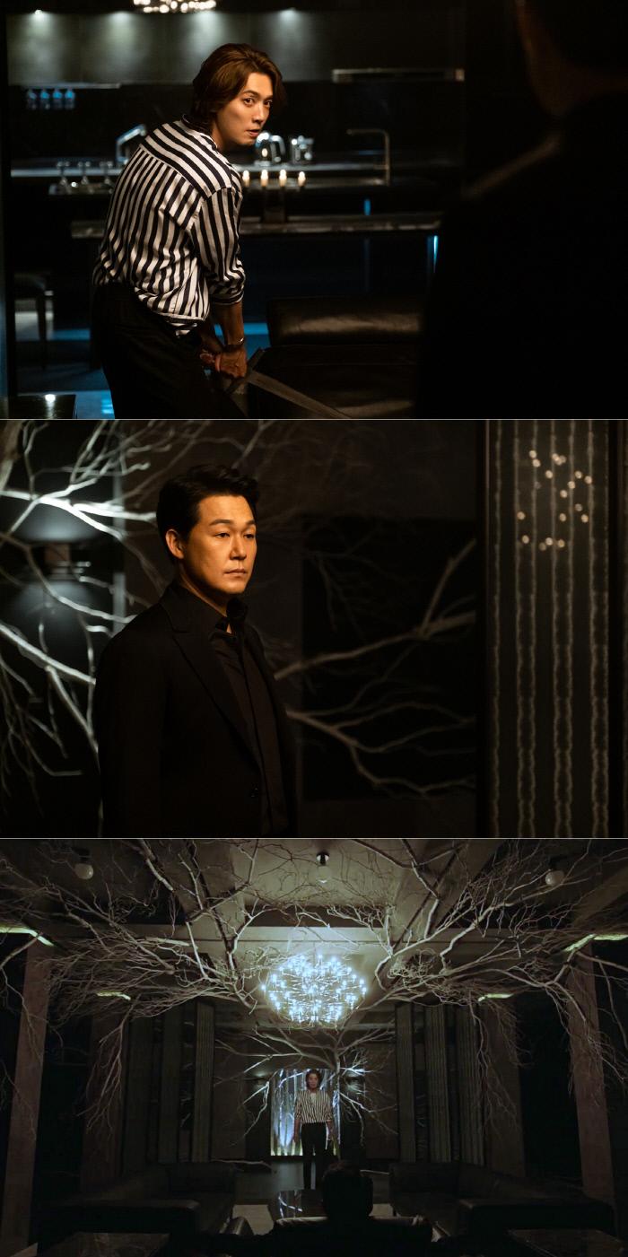 [채널예약] '악마가' 검을 든 정경호 vs 서늘한 악마 박성웅, 피할 수 없는 대결   인스티즈