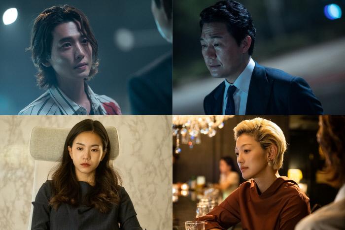 종영까지 예측 불가한  '악마가 너의 이름을 부를 때'. tvN 제공