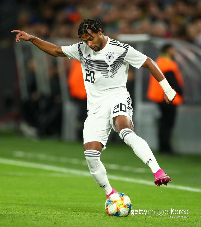 독일은 10일(한국시간) 독일 도르트문트 지그날 이두나 파크에서 열린 아르헨티나와 A매치 경기 전반을 2-0으로 앞선 채 마쳤다. 게티이미지코리아