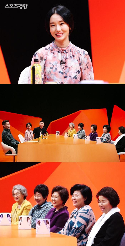 6개월차 새댁 이정현의 달달한 신혼 생활 이야기에 母벤져스 부러움 가득 '미운 우리 새끼'. SBS 제공