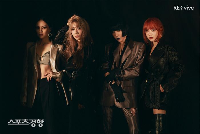 걸그룹 브라운아이드걸스 신보 콘셉트 사진. 사진 미스틱스토리