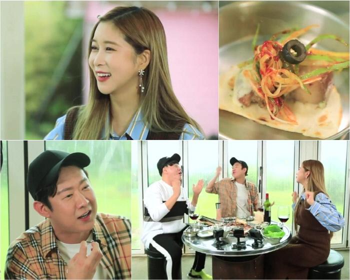 천명훈-노유민-다영, 이색 음식부터 요즘 스타일 인생주까지 완벽 정복 '배틀트립'. KBS 2TV 제공