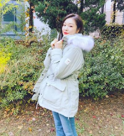 김연아 SNS 캡처.