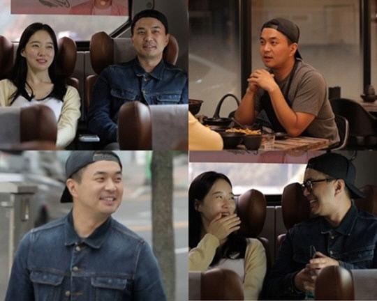 """""""감사합니다""""…정준♥김유지, '연애의 맛' 세 번째 공식커플 탄생"""