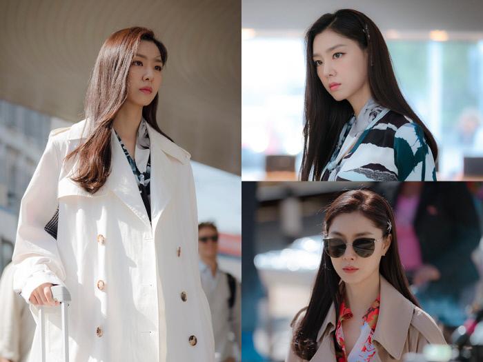북한의 퀸카 '맵짠녀' 서단으로 분한 서지혜의 첫 스틸 '사랑의 불시착'. tvN 제공