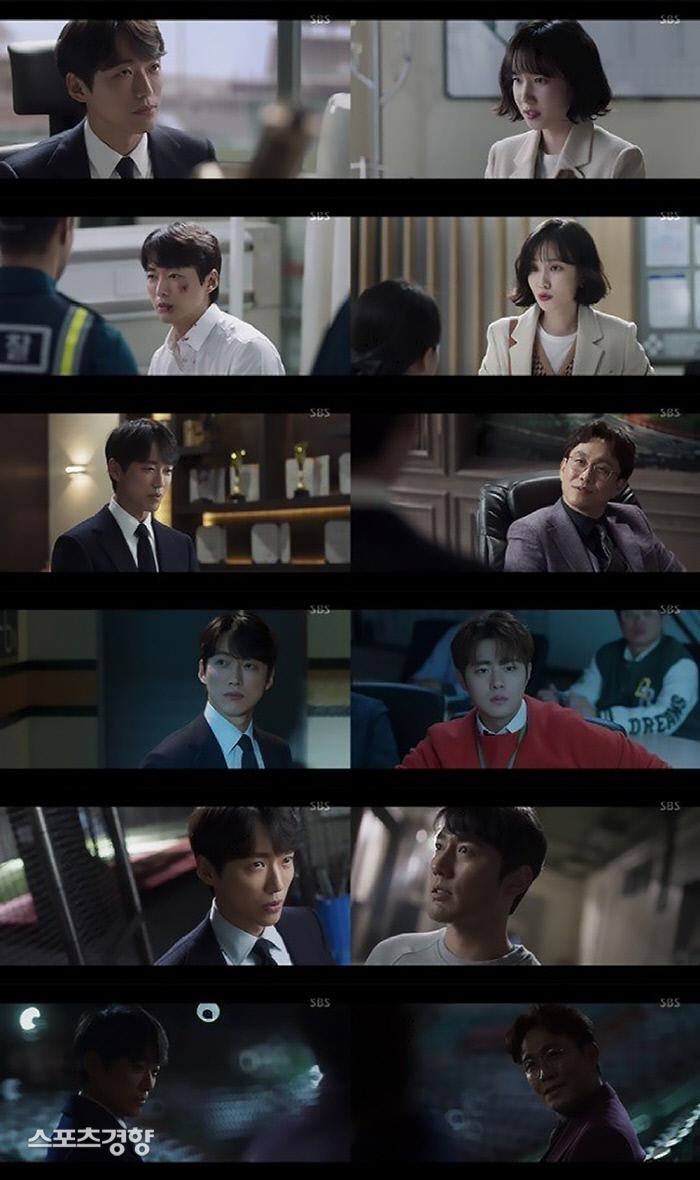 새 금토 드라마 '스토브리그'가 첫 방송부터 스피드한 전개로 눈길을 끌었다. SBS 제공
