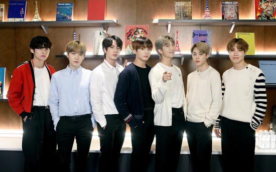방탄소년단(BTS) 현대미술과 함께한 '커넥트, BTS'(CONNECT, BTS) 프로젝트 공개   인스티즈