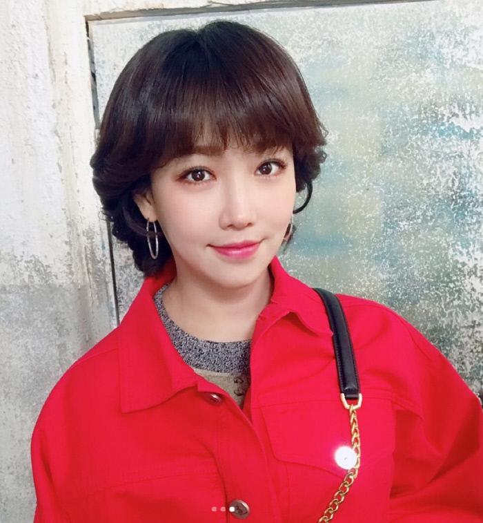 배우 이유리 개인 사회관계망서비스(SNS) 인스타그램 캡처