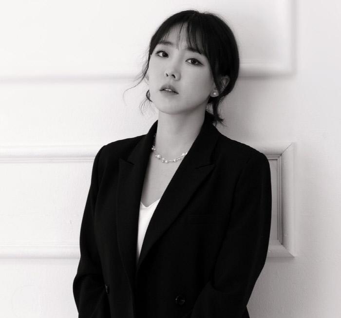 그룹 씨야의 전 멤버, 가수이자 뮤지컬 배우 이보람. 사진 SNS