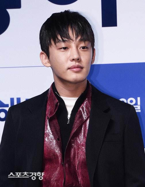 배우 유아인. 이선명 기자