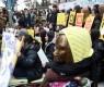 일본군 위안부 문제 해결을 위한 수요집회...